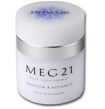 MEG 21 Face Treatment with Supplamine