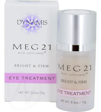 MEG 21 Bright & Firm Eye Lines and Wrinkles Treatment
