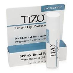 Solar Protection Formula Tizo SPF 45 lip Balm