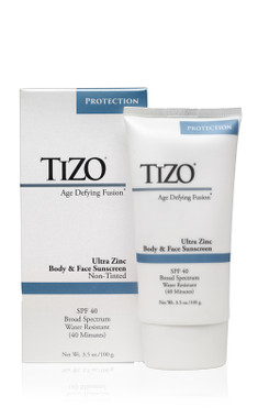 Ultra Zinc Body & Face Sunscreen Non-Tinted SPF 40