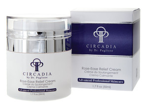 Circadia Rose-Ease Relief Cream for Sensitive and Rosacea skin
