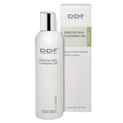 DDF Natural Organic Sensitive Skin Cleansing Gel