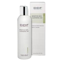 DDF Natural Organic Sensitive Skin Cleansing Gel