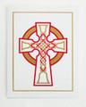 Note Card - Cross design