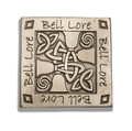 Pewter Magnet with Celtic Design