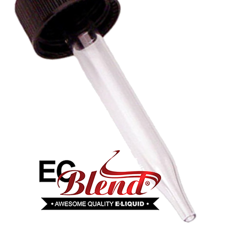 ECBlend 20ml Frosted Glass Bottle
