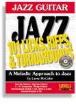 101 Jazz Guitar Licks, Riffs &amp; Turnarounds with CD