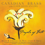 PEOPLE OF FAITH: CANADIAN BRASS WITH THE ELMER ISELER SINGERS CD
