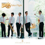 CANADIAN BRASS: TAKES FLIGHT CD DIGITAL DOWNLOAD