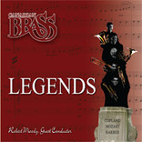 Canadian Brass: Legends  CD digital download/ single track downloads available below