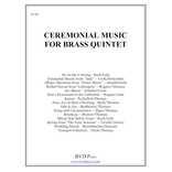 Ceremonial Music for Brass Quintets (Various/Gale & Thomas)