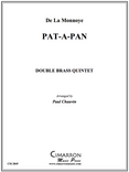 Pat-A Pan Double Brass Quintet (De La Monnoye/arr. Chauvin) PDF Download
