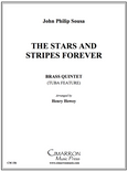 The Stars and Stripes Forever Brass Quintet (Sousa/Howey)