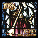 ECHO; GLORY OF GABRIELI CD