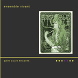 Ensemble Vivant - Palm Court Encores