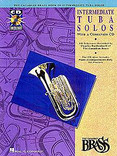 Canadian Brass Book of Intermediate Tuba Solos (with CD)