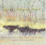 Trio Lyra Performs Ravel, Debussy, Fauré