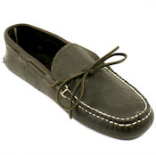 Unlined Lined Bull Hide Soft Sole Moc
