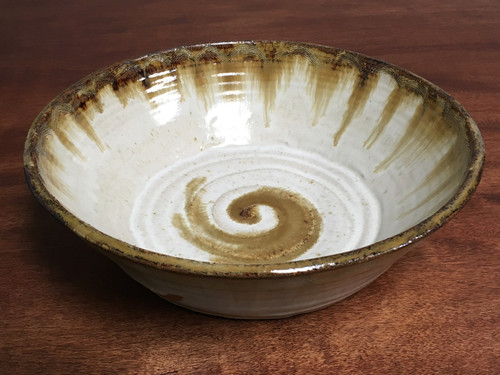 Large Serving Bowl, About 3.75 Inches Tall by 13 Inches Wide (ST206)