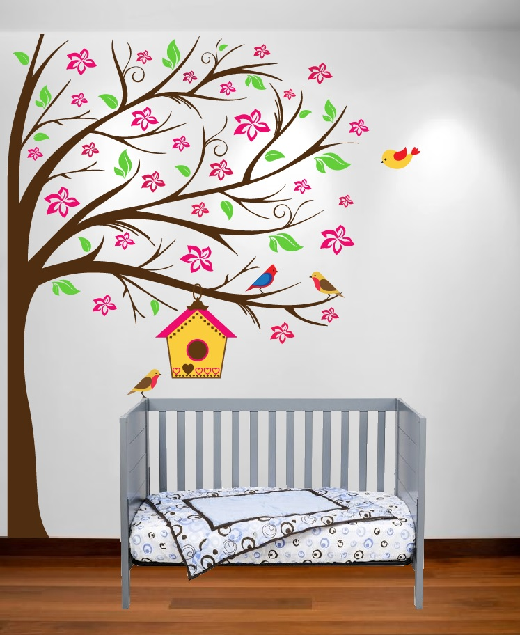 1239-kids-nursery-tree-with-birdhouse-flowers.jpg