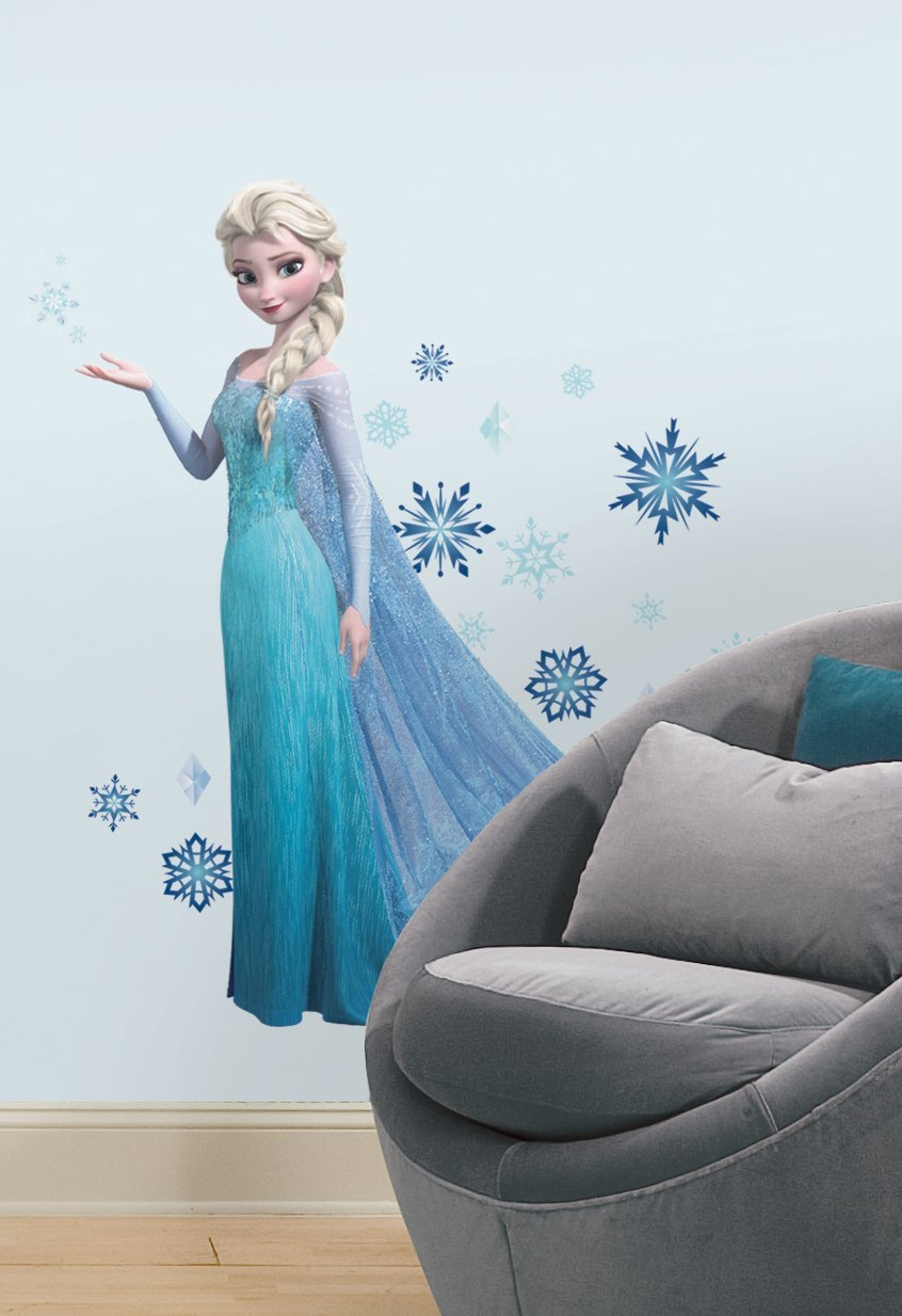 Attractive Elsa Frozen Wall Decal Disney