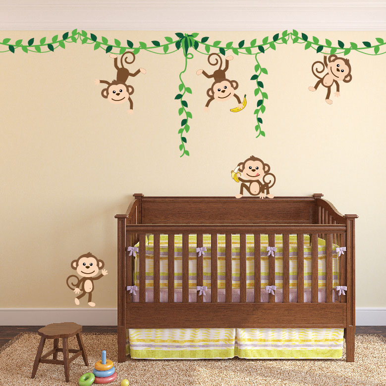 monkey-wall-decal-jungle-nursery.jpg