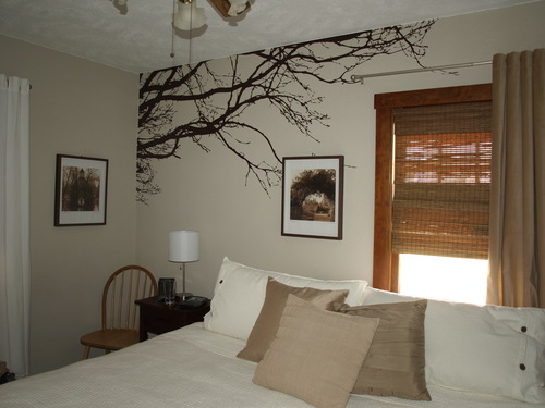 Large Wall Tree Nursery Decal Oak Branches 1130 InnovativeStencils
