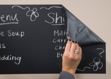 Chalkboard Peel and Stick Decal