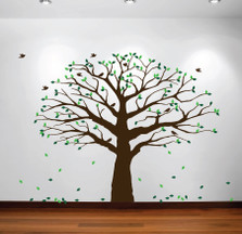 Family tree decal
