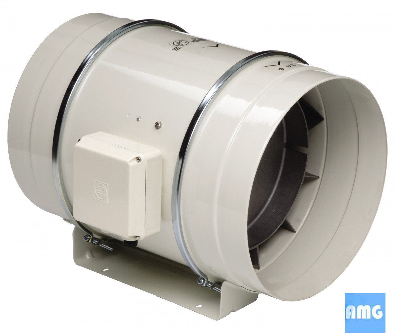 Soler and Palau TD315 Inline Mixed Flow Duct Fan #0F67BC