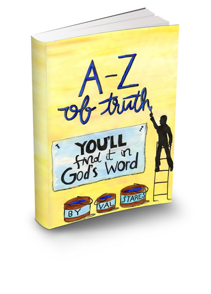 A-Z of Truth - Val Stares