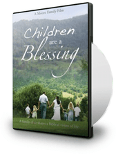 Children Are A Blessing - DVD