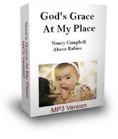 GOD'S GRACE AT MY PLACE - Downloadable MP3 Version