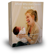 Affirm Who God Created You to Be! - Downloadable MP3