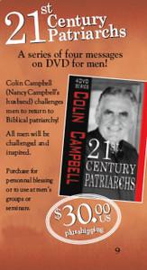 21ST CENTURY PATRIARCHS