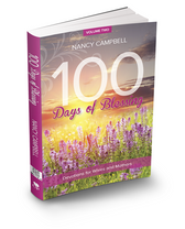 100 Days of Blessing Volume 2 - E-Book Format