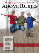 Above Rubies Magazine - Issue #91
