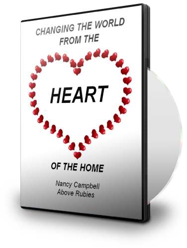 Changing The World From The Heart Of Your Home