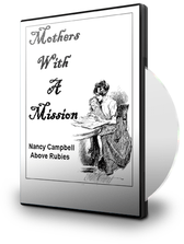 MOTHERS WITH A MISSION - Teaching CD