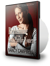 RECLAIMING GOD'S PLAN FOR WOMEN - DVD
