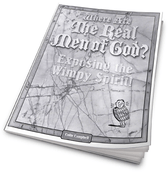 WHERE ARE THE REAL MEN OF GOD? EXPOSING THE WIMPY SPIRIT!