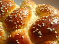 Delicious, fresh challah for your Shabbat table.