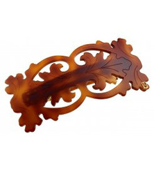 BARRETTE MEDIUM BAROQUE OPENWORK AA8-1165E.
