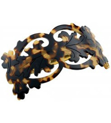 BARRETTE LARGE NEO BAROQUE AQCH-9783W