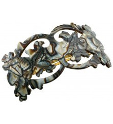 BARRETTE LARGE NEO BAROQUE AQCH-9783O