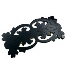 BARRETTE BAROQUE MEDIUM OPENWORK AA8-1165N