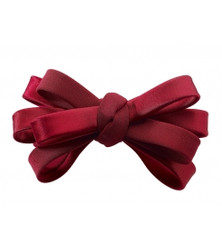 BARRETTE SILK BOW TQCH-16388B