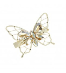 BSRRETTE BUTTERFLY CRYSTALS AA8-14757-03S