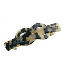 BARRETTE KNOT MEDIUM AA8-1665-02G