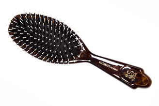 Hairbrush pure Bristle Large COMBI ball tips NBRS-50042H